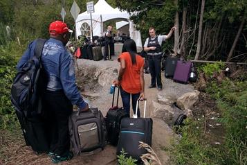 Peu de migrants irréguliers ont été déportés du Canada