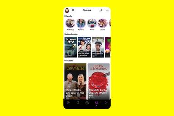 Snapchat lance Spotlight, un fil public de vidéos sur le modèle de TikTok)