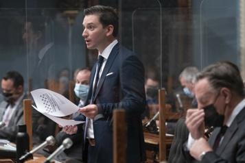 Violence sexuelle et conjugale  Québec dépose son projet de loi pour créer un tribunal spécialisé )