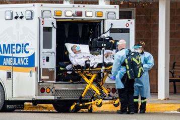 COVID-19 L'Ontario rapporte 2417nouveaux cas et 50décès supplémentaires)