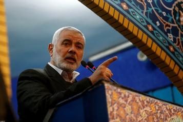 Le plan de paix de Trump «ne passera pas», prévient le chef du Hamas