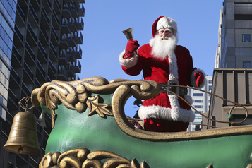Montréal Pas de défilé de Noël, mais des activités)