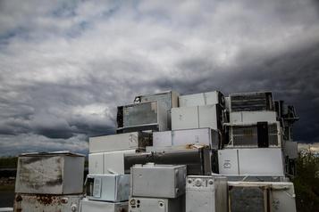 Les gaz de milliers de frigos polluants rejetés impunément