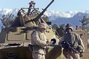 En Afghanistan, la peur d'un possible retour des talibans 19?ans après l'intervention américaine)