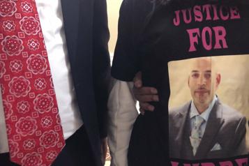 Afro-Américain tué par la police La famille d'Andre Hill reçoit 10millions en dommages-intérêts)