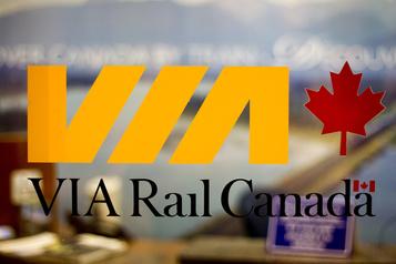 VIA Rail réduit ses effectifs de 80 postes)
