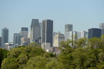 Une meilleure qualité d'air à Montréal en 2020)