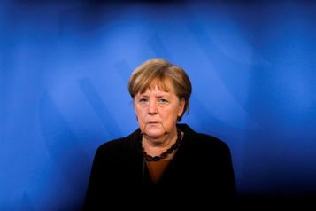 Allemagne Duel lancé dans la course à la succession de Merkel)