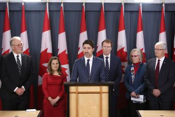 Justin Trudeau: «Les barricades doivent être levées»