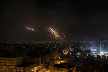Une alerte à la roquette retentit dans le nord d'Israël)