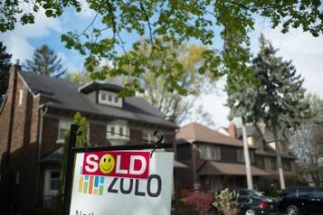 Le rebond des ventes d'habitations s'est poursuivi en juin au Canada)