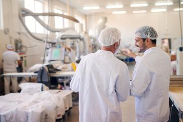 Inno-centre Inno-centre : le partenaire stratégique des PME du secteur de la transformation alimentaire)