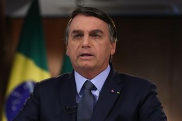 Amazonie Bolsonaro fustige les menaces «désastreuses et gratuites» de Biden)