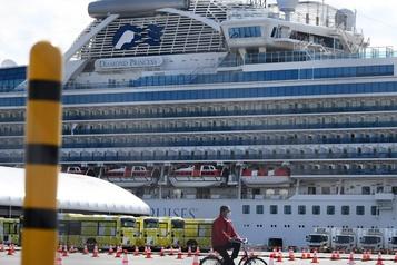 Diamond Princess: tous les chiffres sur le navire en quarantaine au Japon