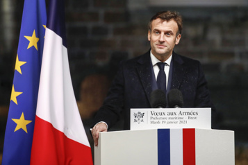 Climat : « Welcome back » dans l'Accord de Paris, dit Macron à Biden)