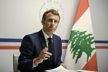 Explosion au port de Beyrouth, un an après Macron promet 100millions d'euros de plus au Liban, mais fustige ses dirigeants)