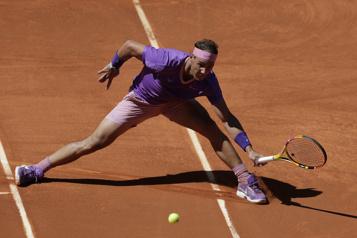 Tournoi de Madrid Rafael Nadal passe en quarts de finale)