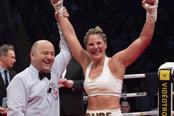 Boxe: Marie-Ève Dicaire affrontera Clarissa Shields en championnat du monde