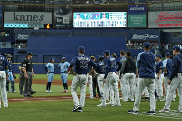BlueJays de Toronto Le lanceur Ryan Borucki suspendu pour avoir atteint un adversaire)