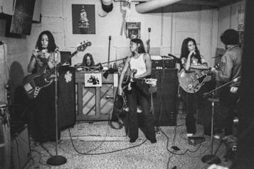 Pop Montréal Fanny ou les pionnières du rock de filles)