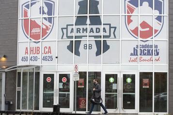 L'Armada de Blainville-Boisbriand reprendra l'entraînement lundi)