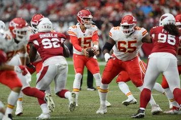 Les Chiefs à la recherche d'une 15evictoire consécutive en septembre)