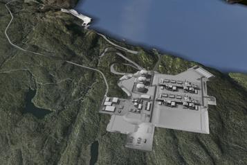 Les Innus disent non au projet GNL Québec à Saguenay)