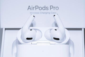 AirPods Pro: dans la bulle d'Apple