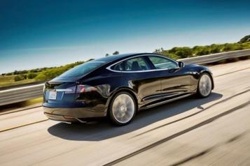 Un prototype Tesla a roulé plus vite que le record de la Taycan au Nürburgring