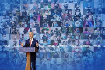 COVID-19 S'il est élu, Joe Biden promet un vaccin gratuit «pour tous»)