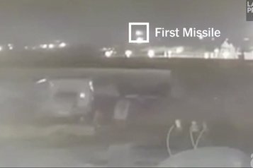 Boeing abattu en Iran: deux missiles ont touché l'appareil