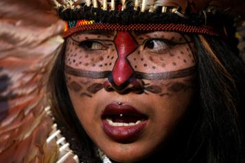 Brésil Un jugement crucial sur les terres des indigènes est reporté)