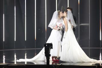 Gala des Grandes Crues Un mariage et un air d'enterrement )