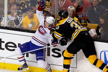 Zdeno Chara s'est excusé à Brendan Gallagher