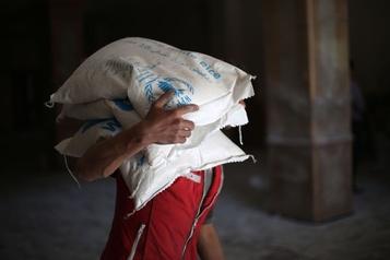 La faim dans le monde s'aggrave, sombres perspectives en 2020, selon l'ONU)