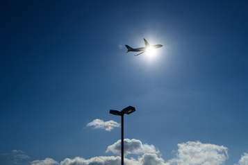 Mission photographique: les secrets del'aéroport