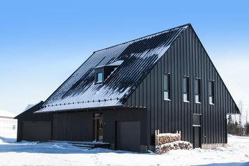 La maison canadienne réinventée