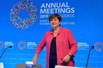 Brexit: le FMI espère que la volonté d'un accord «se maintiendra»