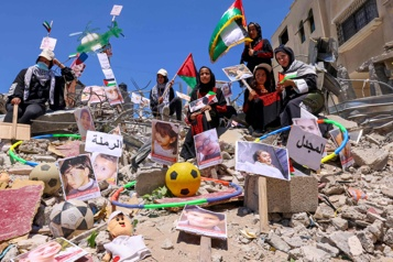 Crise humanitaire à Gaza Le Hamas dénonce la «procrastination» d'Israël )