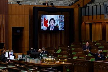 Un Parlement hybride pourrait faire économiser 6,2millions par année)