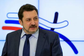 Le président de la Fédération russe d'athlétisme démissionne)