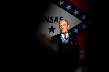 Michael Bloomberg mise gros au«super mardi»