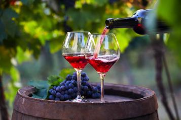 Des vins de Bordeaux et Bourgogne aux enchères pour aider les soignants)