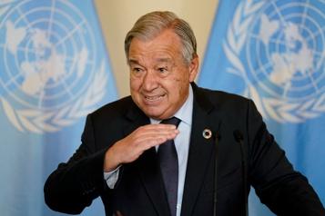 L'ONU sonne à nouveau l'alarme lors d'un sommet sur le climat)