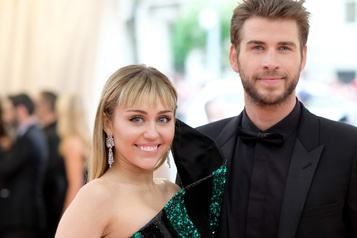 Liam Hemsworth et Miley Cyrus divorcent