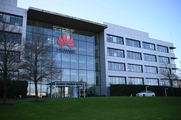 Huawei et 5G: les États-Unis «déçus» par la décision britannique