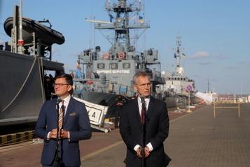 L'Ukraine veut être traitée «équitablement» par les États-Unis