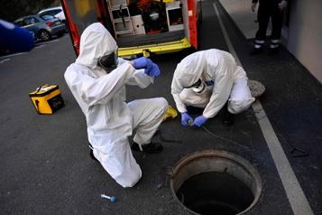 En France, l'analyse des eaux d'égout annonce une troisième vague)