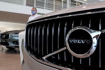 Premier semestre solide pour Volvo Cars)