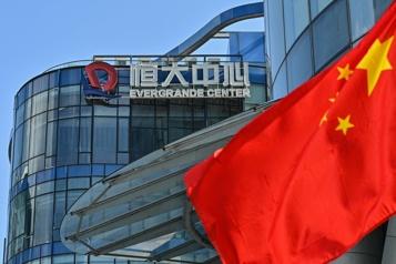 Evergrande Vers un éclatement de la bulle immobilière en Chine?)